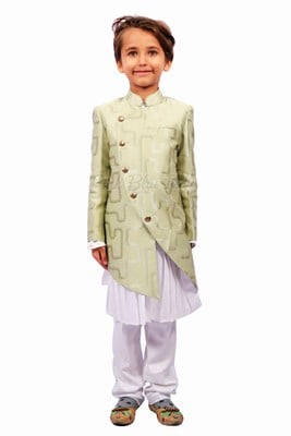 Boys kurta pyjama with nehru jacket, Kids Kurta Pyjama India