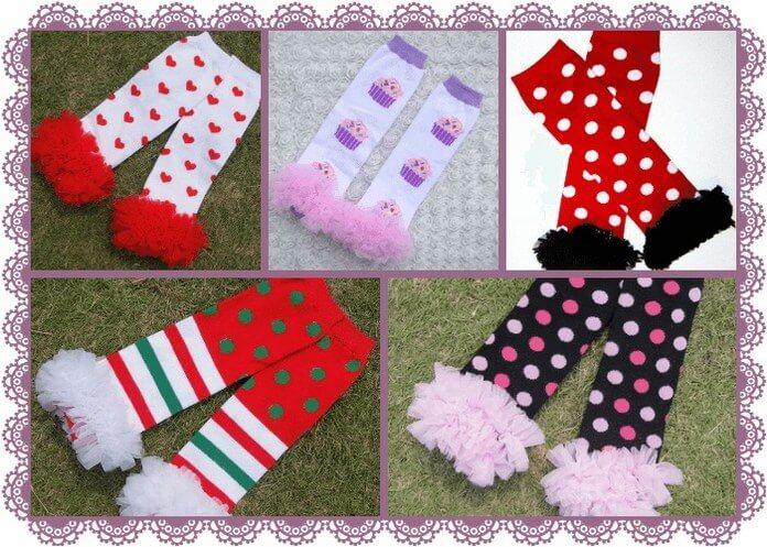Leg warmers for Babies & Kids