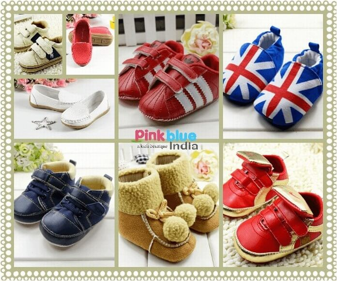 Kids Designer Shoes and Footwear