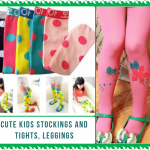 Knee Length Socks for Toddlers