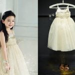 Magic Fairy Party Dresses for Little Angel