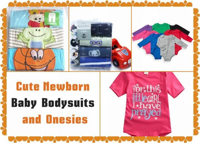 Newborn Baby Bodysuits and onesies