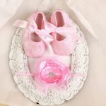 Unique Designer Newborn Ballerina Shoes