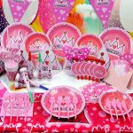 Princess Birthday Party Favors