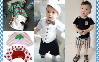 Cool and Unique Baby Shorts for Boys and Girls in Different Patterns