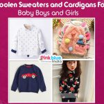 Woolen Sweaters and Cardigans for Baby
