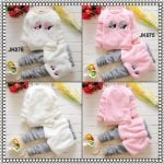 baby girl Fur Pullover and Legging Set