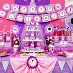 Barbie Birthday Party Theme
