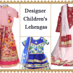 Children Designer Lehenga Collections