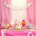 Fairy Princess 1st Birthday Theme for baby Girls