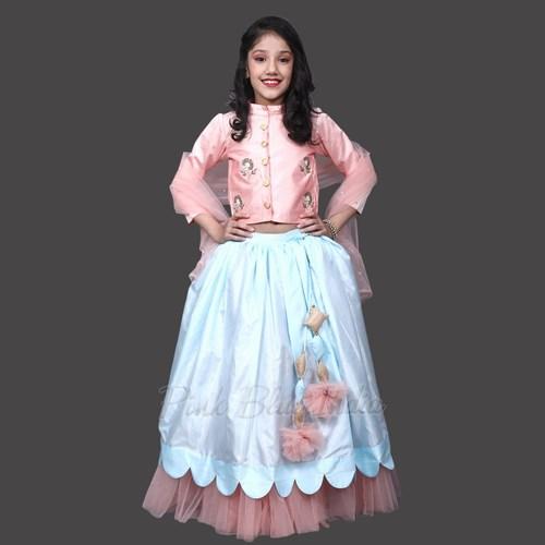 Lehenga for kids, 1 to 16 year Girls Lehenga for Wedding