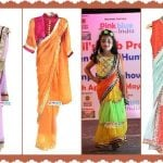 Ready to Wear Baby Saree