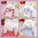 Toddler Girl fur Coats and Jackets