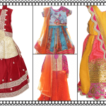Traditional Indian Children's Clothing