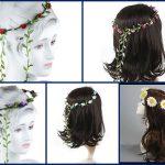 Unique Princess Flower Tiara