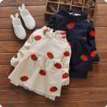 Winter Dress For Baby Girl