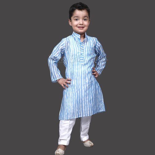 Indian Ethnic Wear Kurta Pajama for Baby Boy