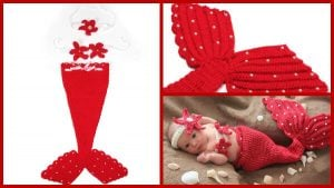 Newborn Baby Christmas Photo Props