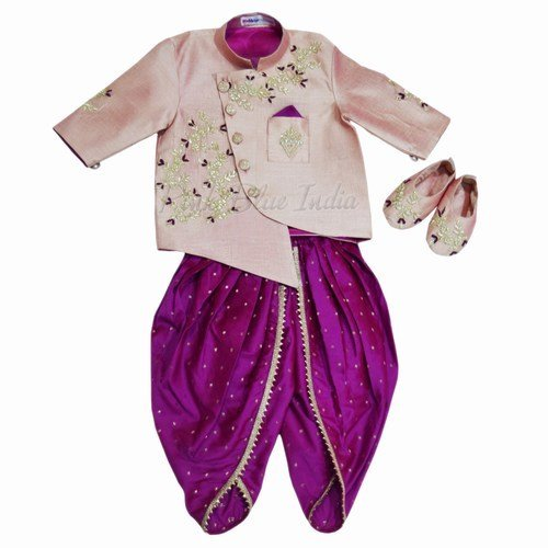 Latest Kids Sherwani Dress - Children Sherwani India