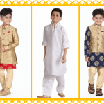 Kids Bollywood Style outfits