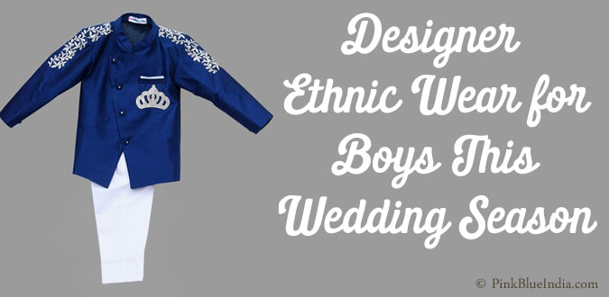 Royal Jodhpuri Suits To Give Your Kid A Classy Look This