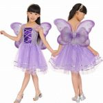 Butterfly Fairy Birthday Tutu Costume