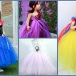 Kids Crochet Tutu Dresses