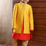 Designer Jodhpuri Suits for Kids