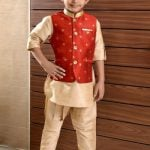 Indian Bollywood Style kids kurta Shalwar