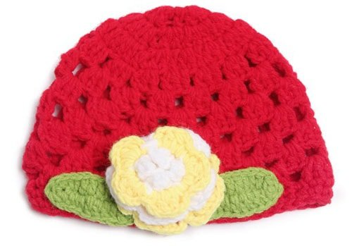 Christmas Baby Hat Crochet Pattern