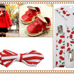 Kids Holiday Outfits and Accessories
