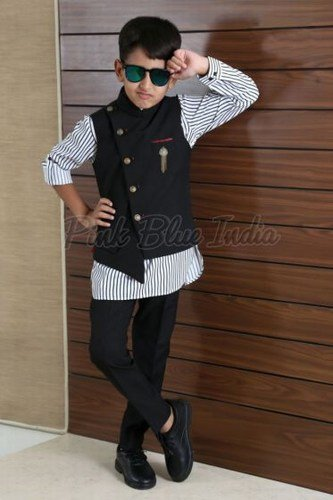 Kids Party Wear Kurta Pajama