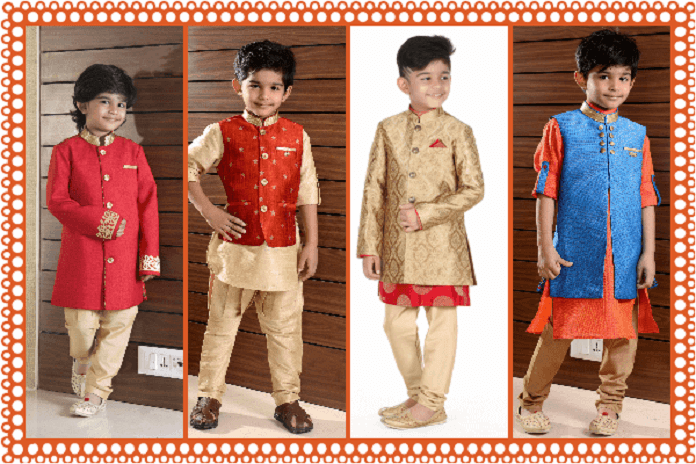 Ethnic Wear for Kids in India