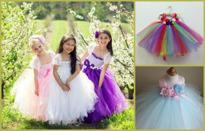 little princess Birthday tutu dresses