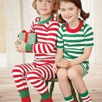 Matching Christmas outfits for Kids and baby