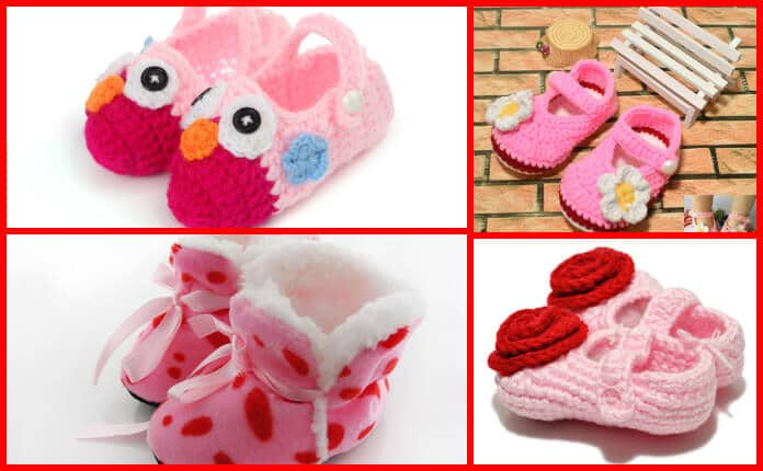 Baby Booties and Footwear