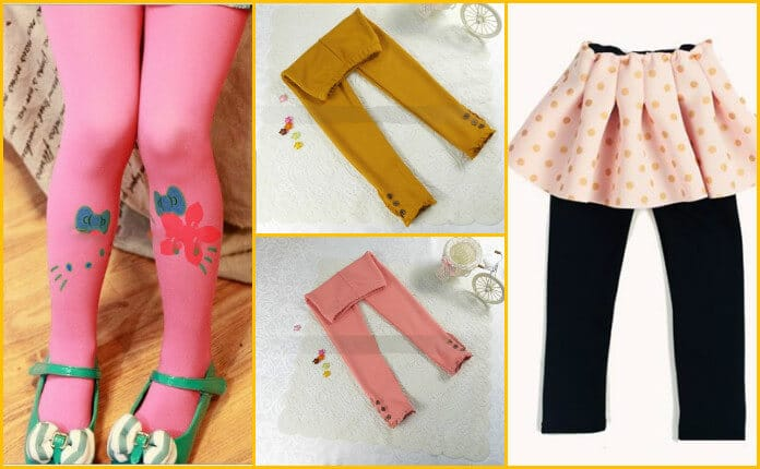 Baby Girl Leggings and Tights