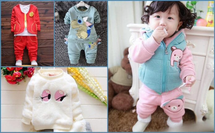 Baby Winter Wear Sets