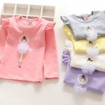 Dance Diva Little Girls Tops