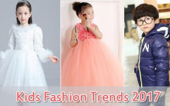 Fashion Trends 2017 in Kids Clothing for a Flawless Look at a Party