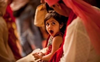 10 Things to Keep in Mind While Taking Your Baby in Indian Wedding