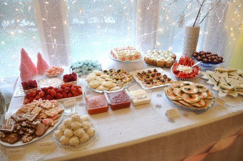 1st Birthday Party Food Menu Ideas
