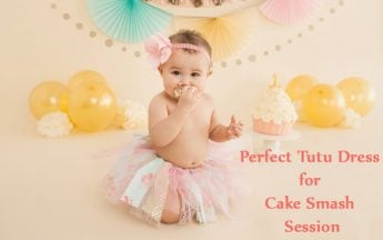 How To Pick a Perfect Tutu Dress for a Cake Smash Session?
