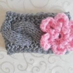 Crochet Baby Headband Patterns Accessories