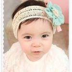 infant baby hair bows
