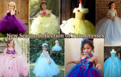 Fabulous Flower Girl Tutu Dresses for a Flawless Party Look in Summers 2017
