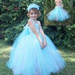 Birthday Party Princess Tutu Dress 2017