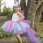 Buy Unicorn Tutu Costume Dress for Toddlers