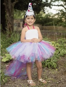 New Fresh Unicorn Baby Girl Tutu Dress Collection 2018