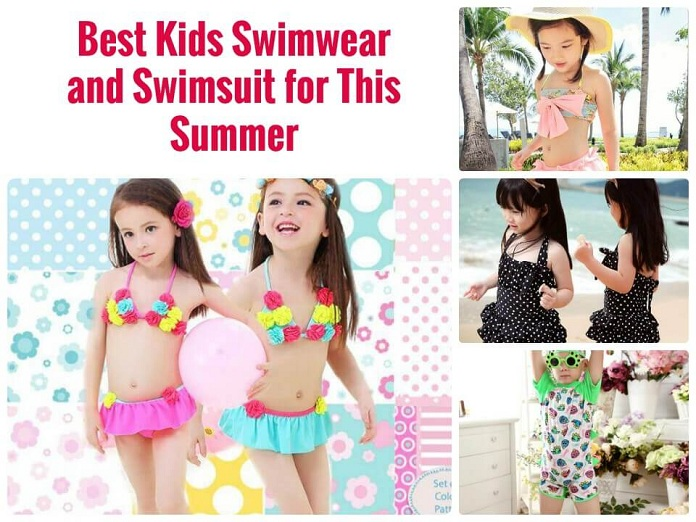 Summer 2017 Best Kids Swimwear and Swimsuit - Baby Beachwear